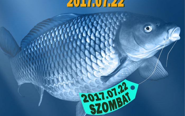 2. Millér Kupa éjszakai horgászverseny